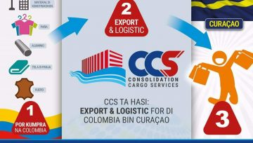Export & Logistics Service Between Colombia & Curacao